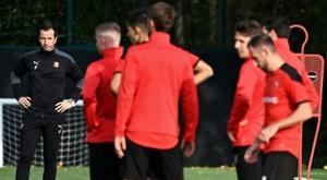 Les compos probables du match de Ligue des champions entre Rennes et Krasnodar. afp