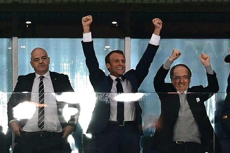 Emmanuel et Brigitte Macron assisteront à la finale des Bleus