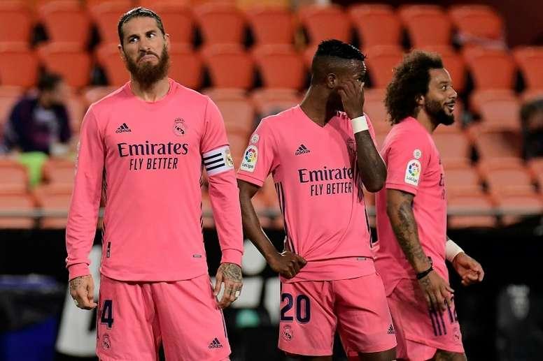 Déplacements périlleux pour le Real et le Barça. afp