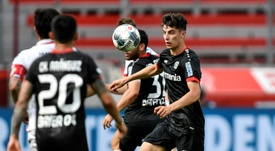Chelsea en pole position pour Kai Havertz. afp