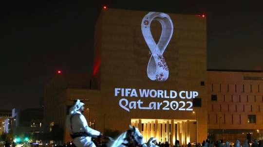 Le Qatar dément avoir versé des pots-de-vin à la FIFA. AFP
