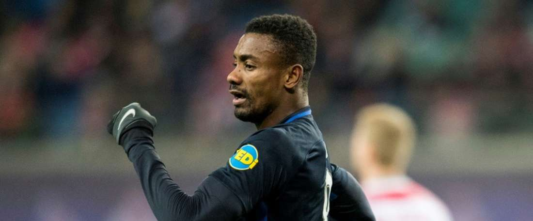 Salomon Kalou fez o segundo gol da partida EFE