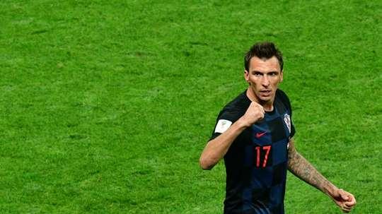 Mandzukic attendu à Milan ce lundi.a fp