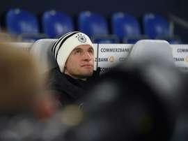 100ème pour Muller. AFP
