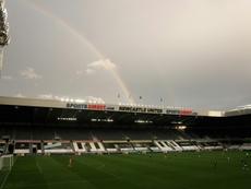 Newcastle lance une procédure contre la Premier League pour son rachat avorté. AFP