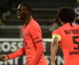 Tanguy Kouassi signe pro au Bayern Munich. AFP