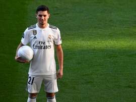 Brahim veut gagner des titres avec Madrid. RealMadrid