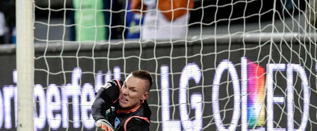 Le gardien polonais va rejoindre Bologne. AFP