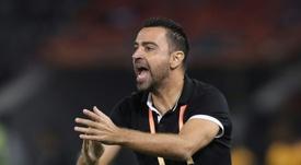 Xavi has a decision to make. AFP