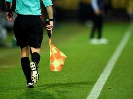 Fin de la grève des arbitres de football à Chypre. AFP