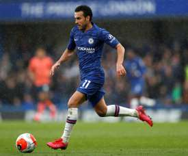 Willian and Pedro could go to Qatar. AFP
