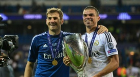 Pepe juega ahora en el Oporto. AFP