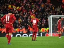 Mané não veria o Liverpool como campeão caso a Premier fosse cancelada. AFP