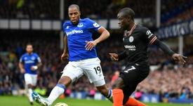 Sidibé en partance d'Everton, Dalot pour le remplacer. AFP