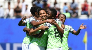 Le Nigeria entretient un mince espoir. AFP