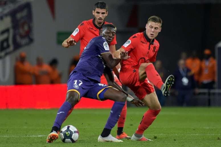 OFFICIEL : Sangaré (TFC) s'engage avec le PSV. AFP