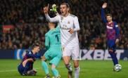 L'heure continue de tourner pour Bale. AFP
