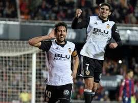 Valencia volta às vitórias. EFE