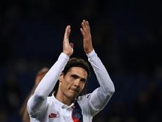 Leonardo veut avancer sur l'avenir de Cavani et Silva. AFP