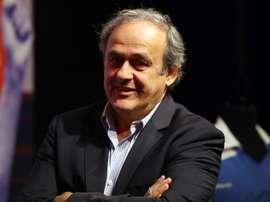 Michel Platini devient conseiller au syndicat mondial des joueurs. AFP