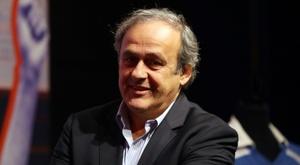 La Fifpro s'étonne du nouveau rôle de Platini, conseiller de Piat. AFP