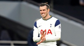 Tottenham don't want an extra season of Bale. AFP