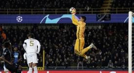 Areola madrilène jusqu'à la fin de la Ligue des champions ? AFP