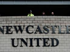 Reprise de Newcastle par des Saoudiens. AFP