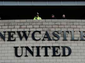 A venda no Newcastle pode ser investigada. AFP