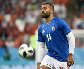 Ghoddos s'engage avec Amiens. AFP