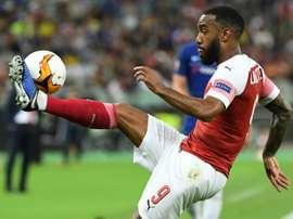 Groupe F: Un Arsenal candidat au titre avec l'Eintracht, Liège et Vitoria. AFP