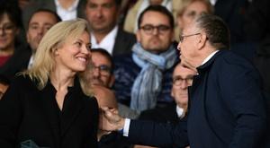 'Pas question d'envisager un redémarrage de la saison' insiste la LFP