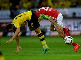 Las semifinales de la DFB Pokal nos podría brindar un Bayern-Borussia. AFP/Archivo