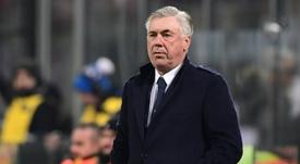 Carlo Ancelotti's Napoli are a distant second in Italy
