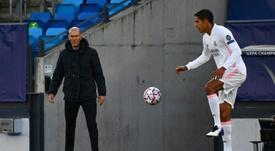 Pitó hace dos años el Real Madrid-Viktoria Pilsen. AFP