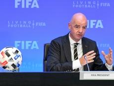 Superligue: bataille juridique en vue face aux menaces de la Fifa. afp