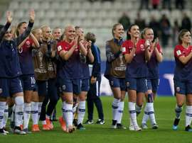 La Norvège surclasse le Nigeria 3-0. AFP