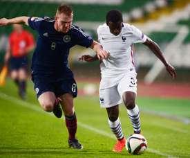 Francia sigue fabricando grandes jugadores. AFP