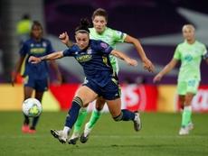L'ex-Lyonnaise Lucy Bronze retourne à Manchester City. afp