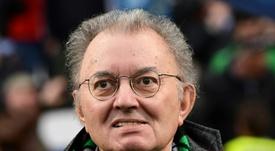 Décès du patron de Mapei et du club de foot Sassuolo. AFP