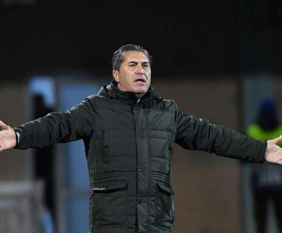 José Peseiro, sur le point de devenir entraîneur du Venezuela. AFP
