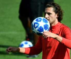 Les fans du PSG veulent qu'il parte. EFE