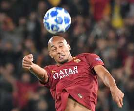 Roma could be open to analysing offers for N'Zonzi. AFP