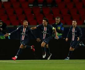 PSG will put their focus on the French window. AFP