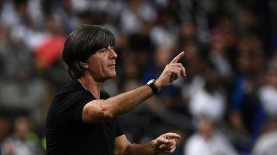Joachim Löw Ligue des nations. AFP