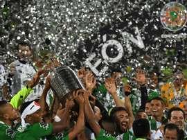 Nacional sólo mantiene a cuatro titulares desde la final de la Libertadores. AFP