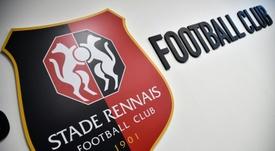 El Rennes ha aplicado una suerte de ERTE a su plantilla. AFP/Archivo