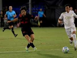 MLS: Florian Valot offre la victoire aux New York Red Bulls