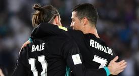 Real Madrid na final do Mundial de Clubes.
