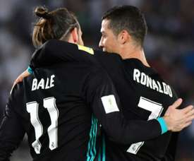 Madrid came from behind to beat a spirited Al Jazira side. AFP